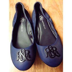 Rock & Republic ballet shoes